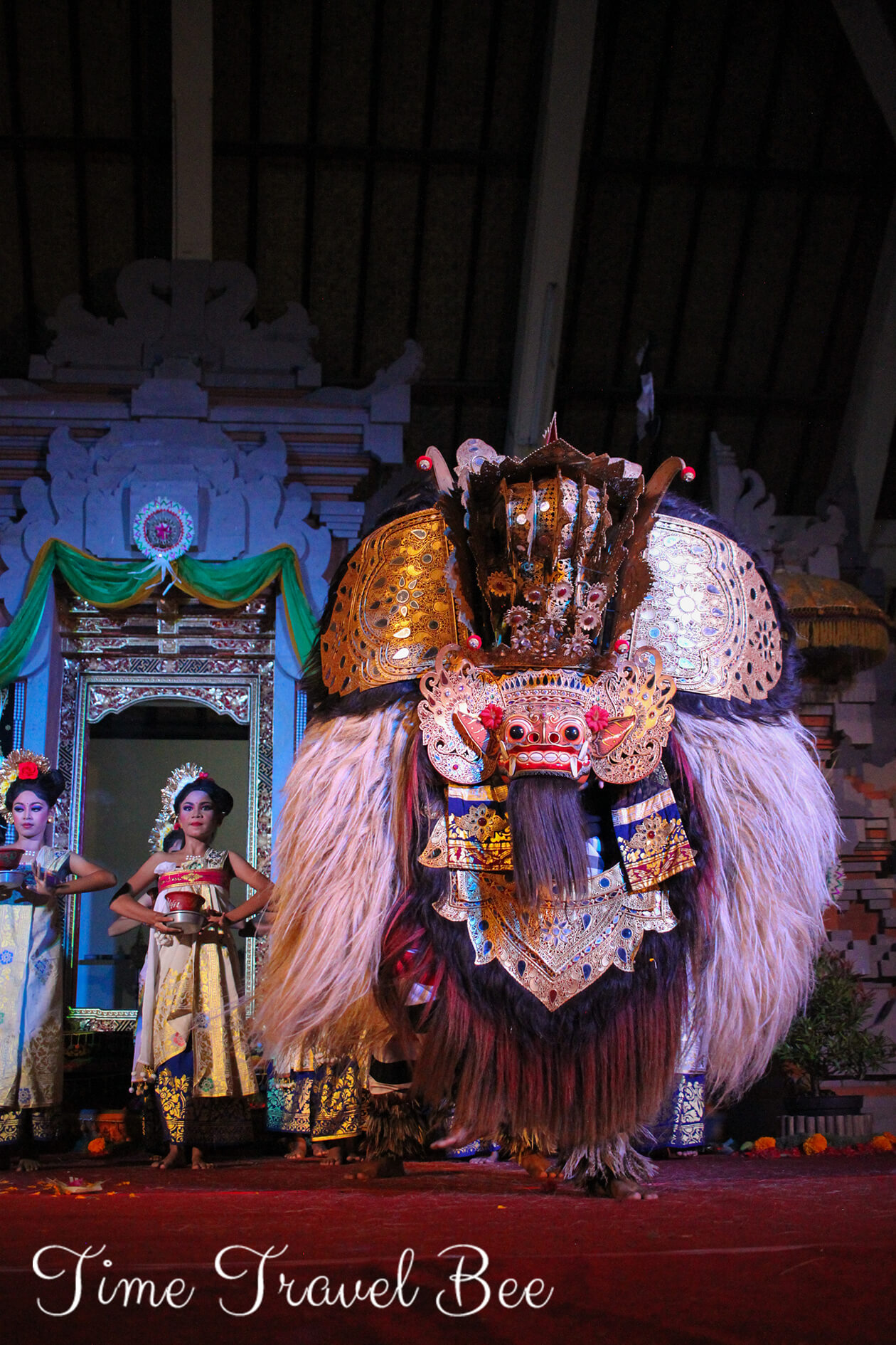 Incredible Facts About Balinese Culture Time Travel Bee